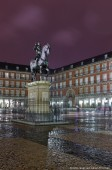 Statue de Philippe III - Plaza Mayor - Madrid